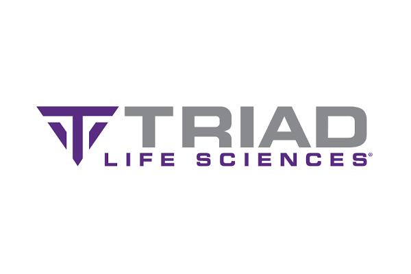 triad life sciences logo